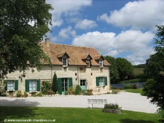 Bed and breakfast Normandy-Pays de la Loire-France