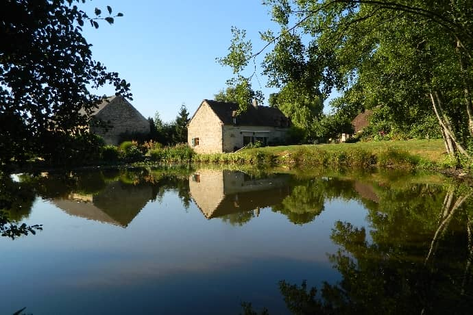 In a Region of Outstanding Natural Beauty between the Perche and Alpes Mancelles